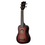 Kunde ukelele Mercury red