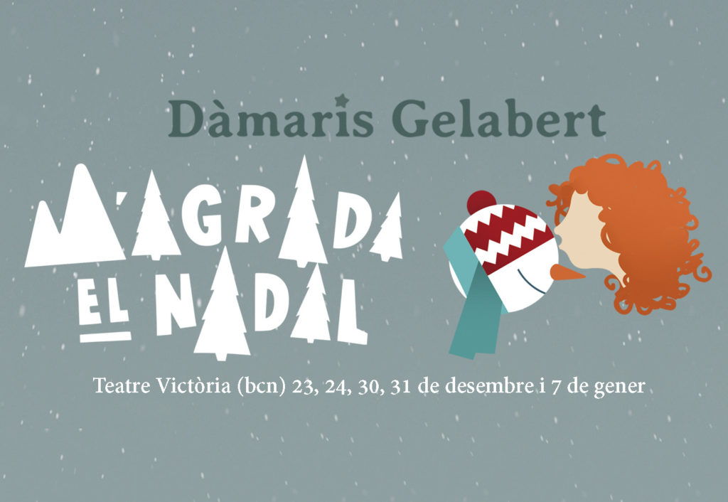 M'agrada el Nadal, concerts al Teatre Victòria