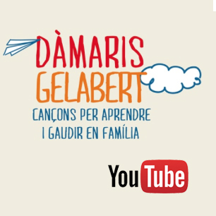 El canal Youtube de la Dàmaris Gelabert