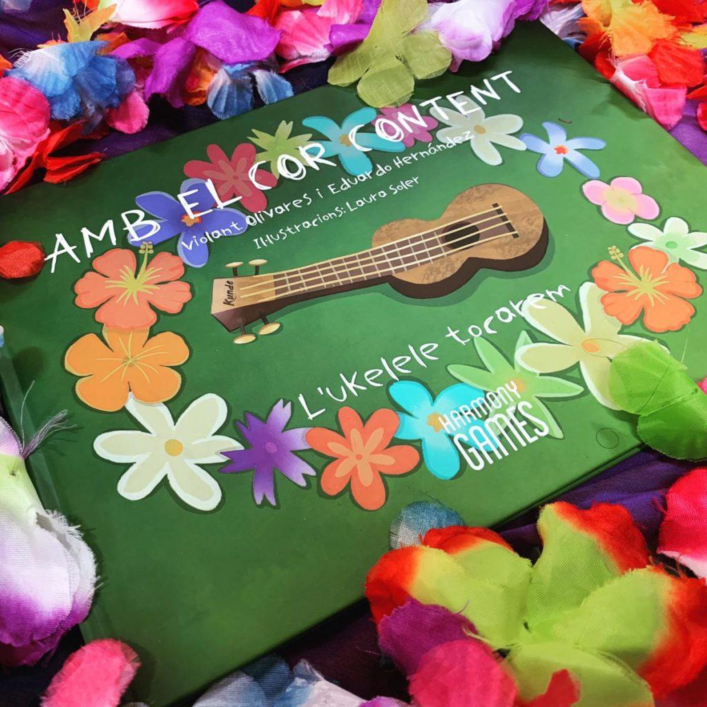 Amb el cor content l'ukelele tocarem